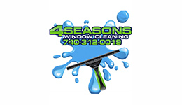 4 Seasons Window Cleaning logo