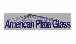 American Plate Glass Inc. logo