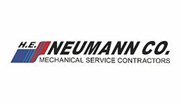 H E Neumann Company logo