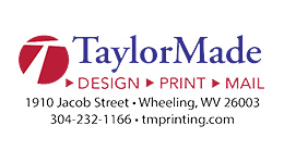 TaylorMade Printing Services logo