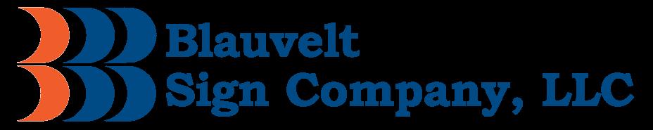 Blauvelt Sign Company logo