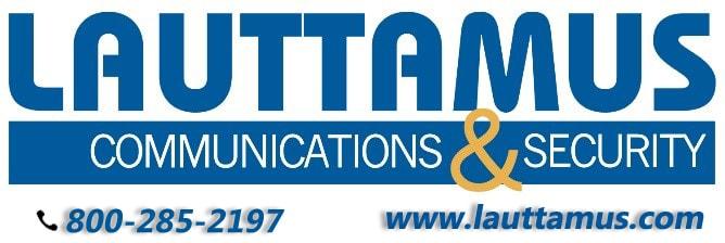 A V Lauttamus Communications & Security logo
