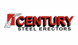 Century Steel Erectors logo