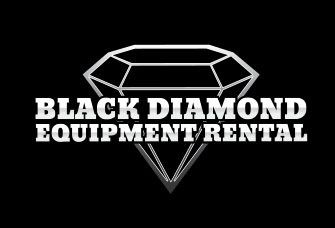 Black Diamond Equipment Rental logo