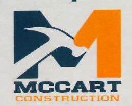 McCart Construction, LLC logo