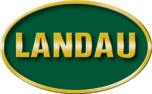 Landau Building Company logo